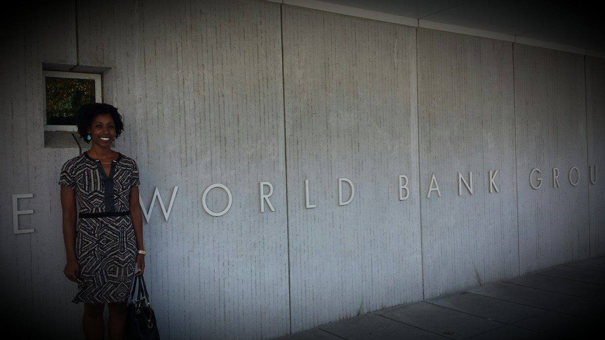 After World Bank Speaking engagement