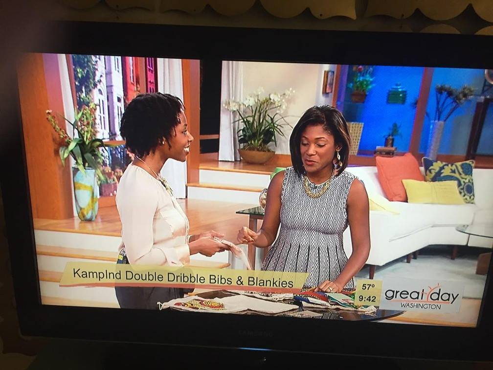Jacqueline speaking on GDW on behalf of KampInd