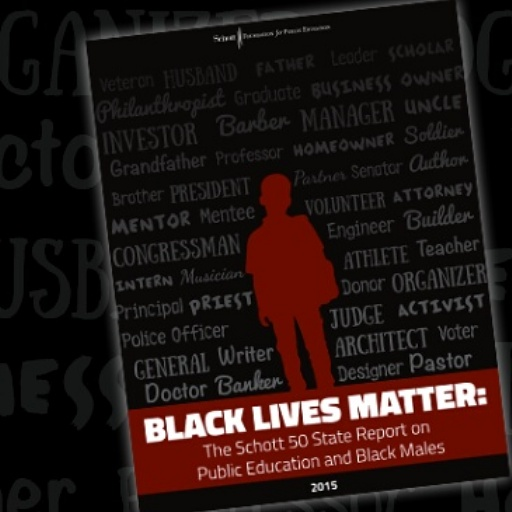 The Schott Foundation for Public Education Releases 2015 Report on Black Males