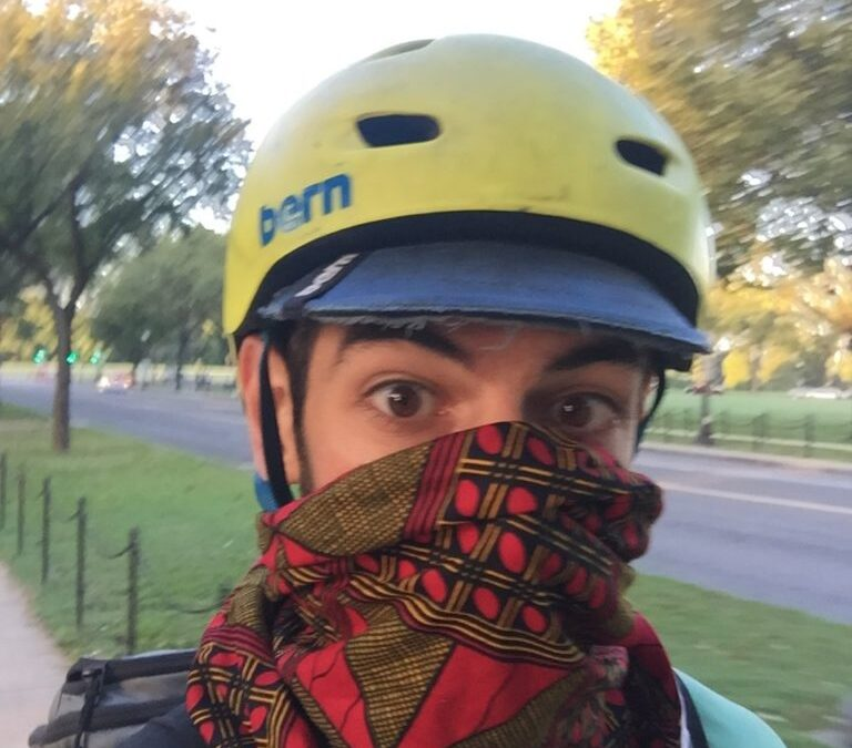 Sneak Peek at KampInd's 1st Cycling Buff Prototype