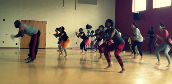 The Dance of Creativity taught by KSO